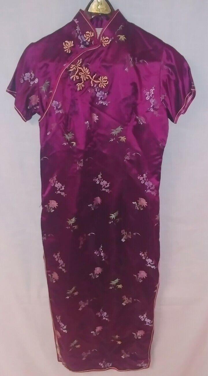 Classic Traditional Asian Chinese Cheong-sam Qipa… - image 1