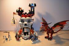 00360 LEGO Castle Skeleton Tower and dragon 7093 - Skeleton Army Fantasy Era