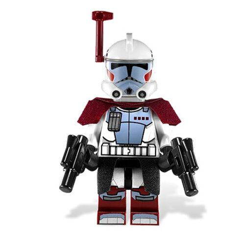 NEW LEGO STAR WARS ARC CLONE TROOPER MINIFIG figure storm minifigure guy 9488