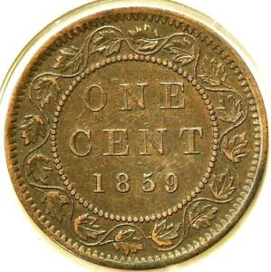 1859-Canada-Repunched-9-Quintuplet-Die-Clash-Error-6048