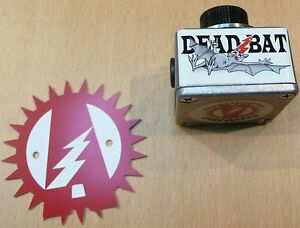 "Alchemy Audio /""Dead Bat/"" Dying 9 Volt Battery Simulator Effect Pedal Voltage Sag"