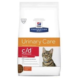 685c8147c359 Details about Hills Cat C/D Multicare Urinary Stress 7.98kg Prescription  Cat Food