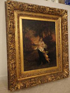 Narcisse-Virgile-Diaz-de-la-Pena-19th-Century-French-32-034-x28Oil-Painting-on-Panel
