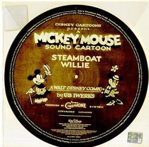 Steamboat-Willie-VINYL-LP-NEU