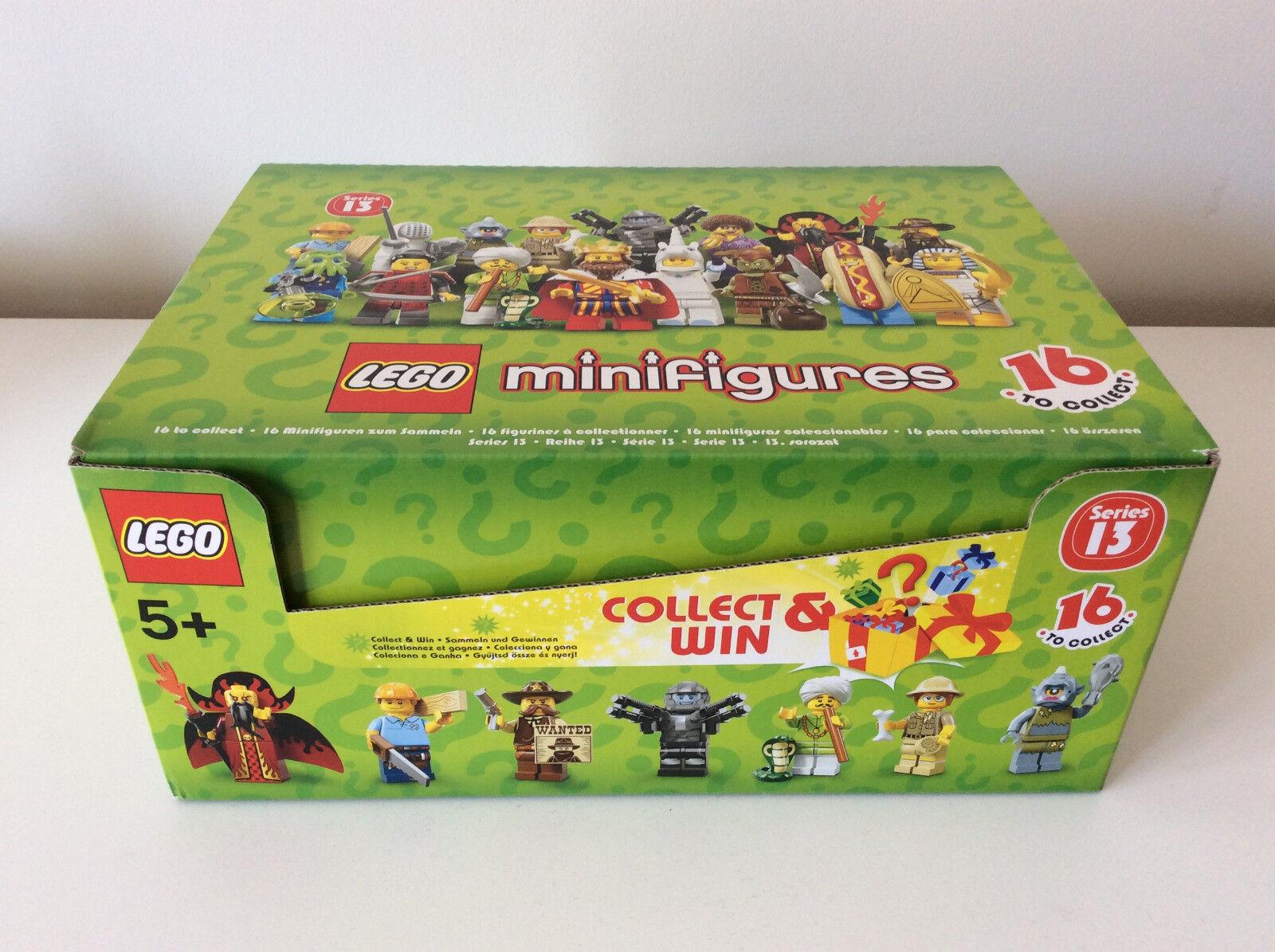 Lego Minifigures Série 13 Boîte de 60 NEUF Scellé