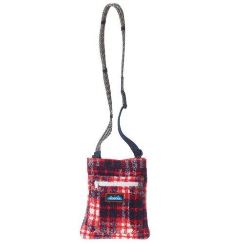 Kavu KEEPON KEEPIN  Crossbody Shoulder Bag Poly//Acrylic//Cotton AMERICANA NWT!