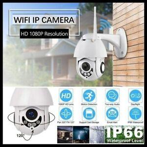 New-IP-Camera-Onvif-WiFi-2MP-HD-1080P-Wireless-Speed-Dome-CCTV-Exterior-TF-Kz