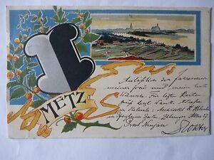 Ansichtskarte-Metz-1910-Kuenstlerkarte