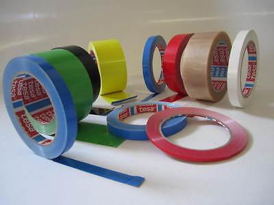 (0,032€/m)tesa 4104 Farbig 6mm X 66m Verpackungsklebeband
