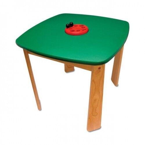 Table pour Enfant - Coccinelle