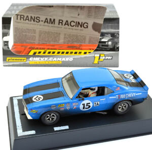 Pioneer-Chevrolet-Camaro-Z28-1-32-Scale-Slot-Car-Scalextric-P045