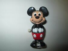 Tomy Wind-Up WALKING MICKEY MOUSE TOY Working Condition