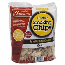 Kiln Dried Steven Raichlens Project Smoke Smoking Chips - All Natural Coarse Wood Smoker Chunks- 2 Pound Bag Barbecue Chips Apple