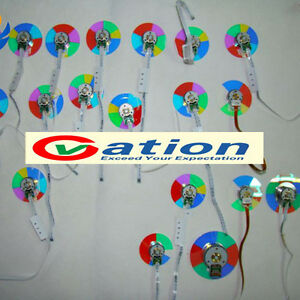 Details About New Home Projector Color Wheel For Vivitek D5000repair Replacement Fitting
