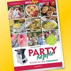 MIXtipp: Party-Rezepte von Alexander Augustin (2015, Kunststoffeinband)