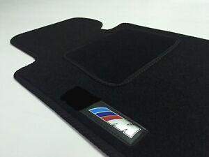 Logotipo gamuza tapices alfombras coche para bmw 1er f20 5-puertas a partir del año 09//2011