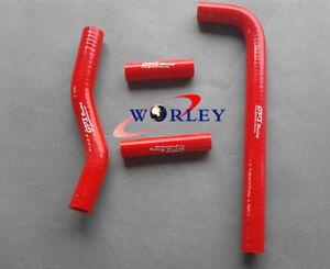 for YAMAHA YZF250 YZ250F 2006 silicone radiator hose RED