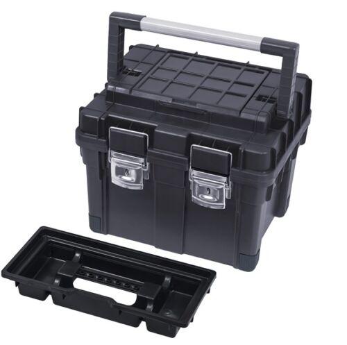 Werkzeugkiste Werkzeugkasten Werkzeugbox Werkzeugkoffer Kunststoff HD Compact 2