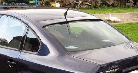 Sunblind pour VW Passat B5 B5.5 b5 3B 3BG vitre arrière spoiler toit Sun Guard