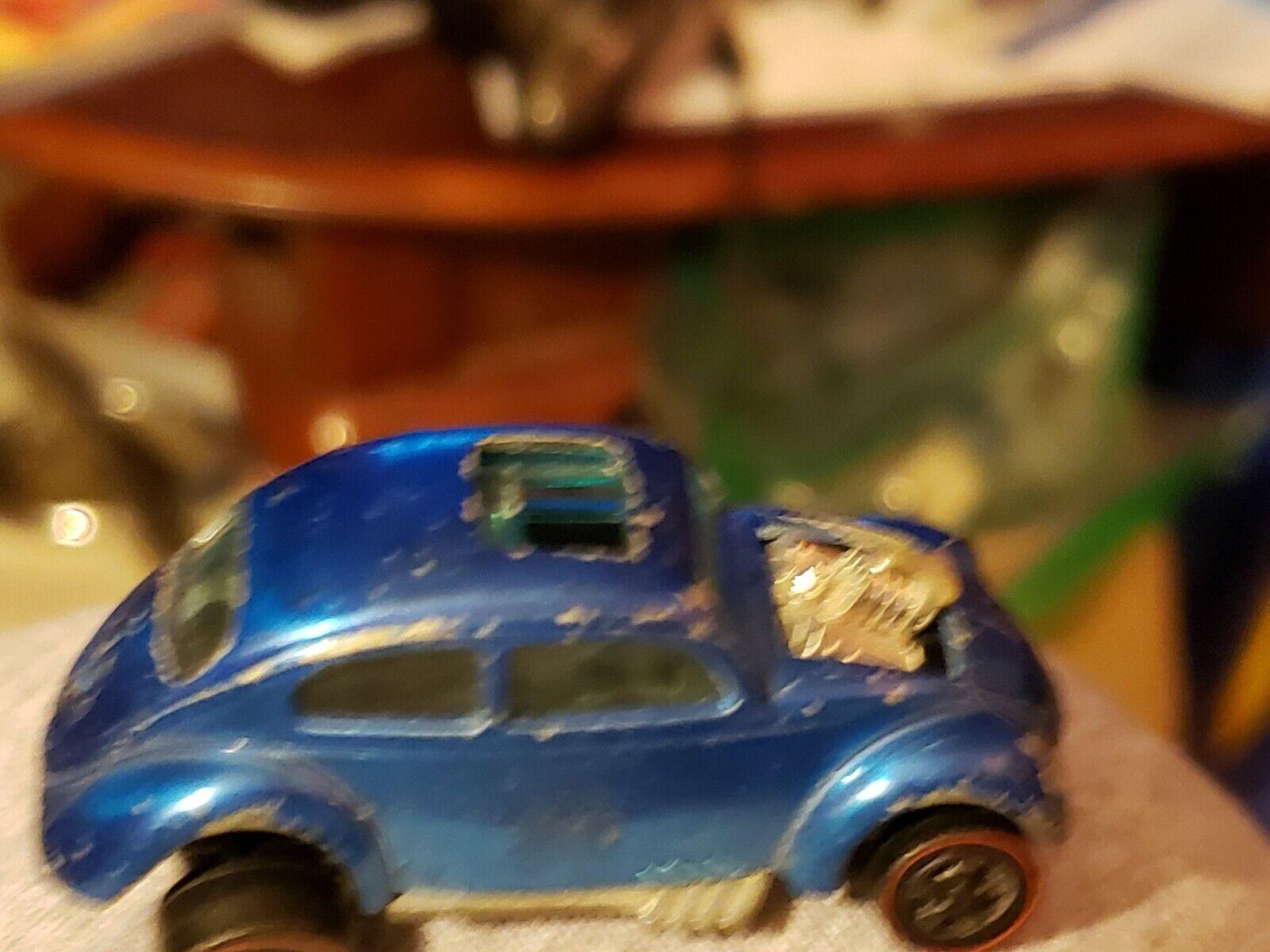 Para tu estilo de juego a los precios más baratos. 1968 Hot Hot Hot Wheels rojoline Personalizado Volkswagen Azul  ofreciendo 100%