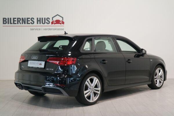 Audi A3 40 TFSi Sport Limited Sportback S-tr. billede 1