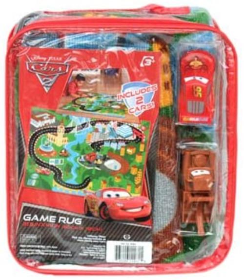 Lightning McQueen Area Rugs Kids Pixar