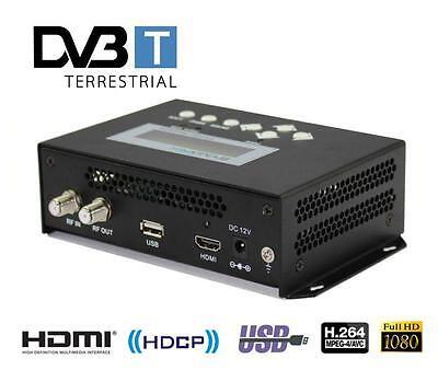 SYMARIX SRT750-HD digitaler Modulator HDMI zu DVB-T COFDM Full HD