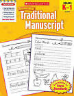 Scholastic Success with Traditional Manuscript, Grades K-1 by Jill Kaufman (Paperback / softback, 2010)