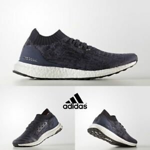 7056c9fa8 Image is loading Adidas-Ultra-Boost-Uncaged-Unisex-Running-Navy-BY2566-