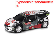 C10231 SCX Compact Citroen DS3 WRC - Rally Portugal - 1:43 Scale - New & Boxed