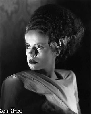 Elsa Lanchester The Bride of Frankenstein 8x10 Photo #7