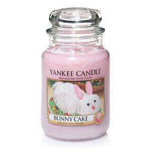 BUNNY-CAKE-YANKE-CANDLE-LARGE-JAR-22-OZ-EASTER-FREE-EXPEDITED-SHIPPING