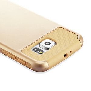 For-Gold-Samsung-Galaxy-S6-Case-Hybrid-Shockproof-Hard-Rugged-Heavy-Duty-Cover