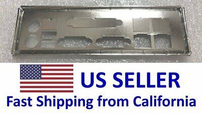 ※USA SELLER※NEW※ Original IO SHIELD for SuperMicro X9SCL+-F