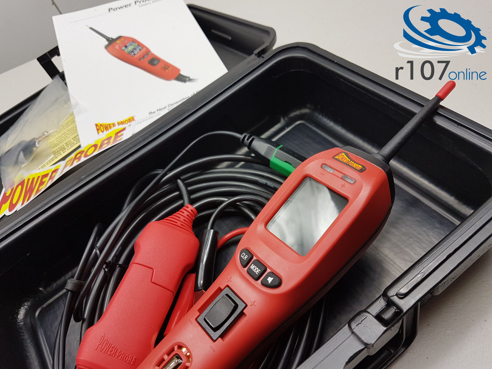 NEW Power Probe 4 IV Electrical Circuit Tester. PP401AS As sold by Snap On.