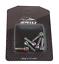 6pcs//set Titanium Plated Screws Bike Bolts M5*18mm For MTB Steering Stem Headset