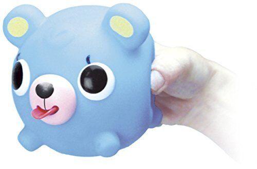 Sunsmile SK-11019 Talking animal Ball Bear Oshaberi Doubutsu Ball for baby Blue