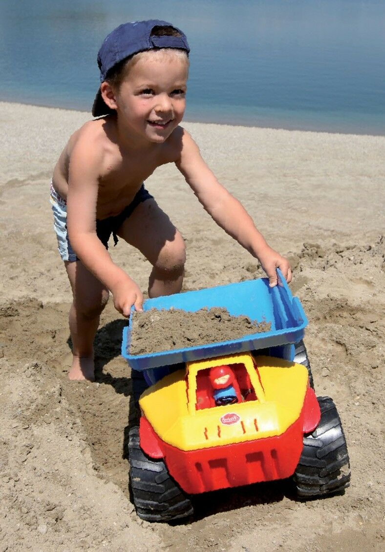 Kinder MAXI LKW Kipper von GOWI Sandkastenspielzeug in TOP QUALITÄT        10-85