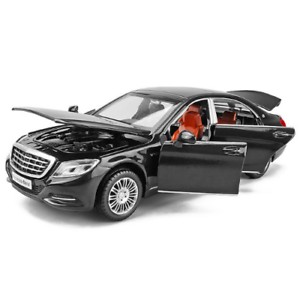 1-32-MERCEDES-BENZ-MAYBACH-S600-CAR-MODEL-DIECAST-SOUND-LIGHT-6-DOORS-OPENED