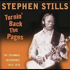 Turnin' Back the Pages by Stephen Stills (CD, Nov-2003, Raven)