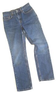 Vintage USA Levis 505 Low Rise Straight Leg Jeans Womens 6 M Hard To Find Levi's