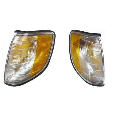 New MB2520106, MB2521106 Parking Light Set for Mercedes ...