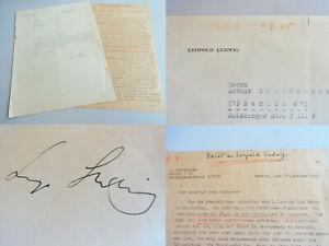 1908-1979 Dirigent Leopold Ludwig Schrabisch : Brief Berlin 1948 An SÄngerin V