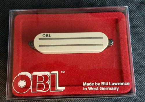 OBL Vintage by Bill Lawrence L-250L Lead Humbucker Tonabnehmer Pickup Creme Neu