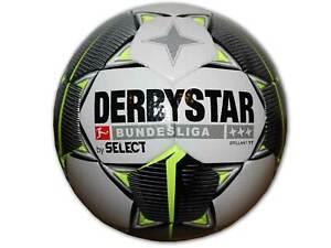 Derbystar Bundesliga Brillant TT Fußball Gr.5 Trainingsball Wettspielball IMS