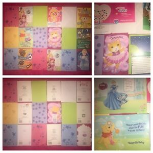 Image Is Loading NEW LOT 9 HALLMARK CHILDREN 039 S BIRTHDAY