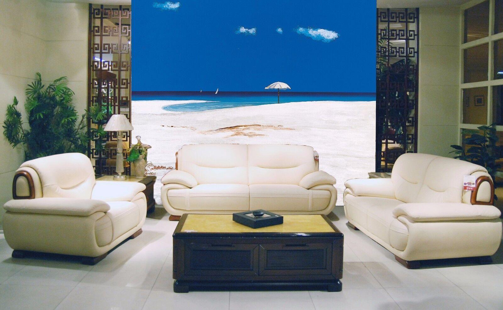 3D Blauer Himmel Strand 743 Tapete Tapete Tapete Wandgemälde Tapete Tapeten Bild Familie DE  | Elegante Form  | Glücklicher Startpunkt  | Zu einem erschwinglichen Preis  29afa2