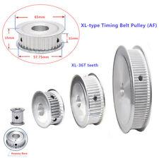Xl Type Timing Belt Pulley Xl 36t Teeth Width 11mm Flat Synchronous Wheel Af
