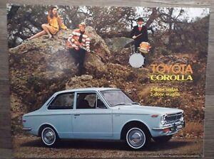 Original-Vintage-1970-Toyota-Corolla-2-door-Sedan-Wagon