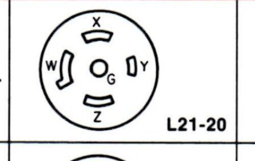 Nema L14 30r